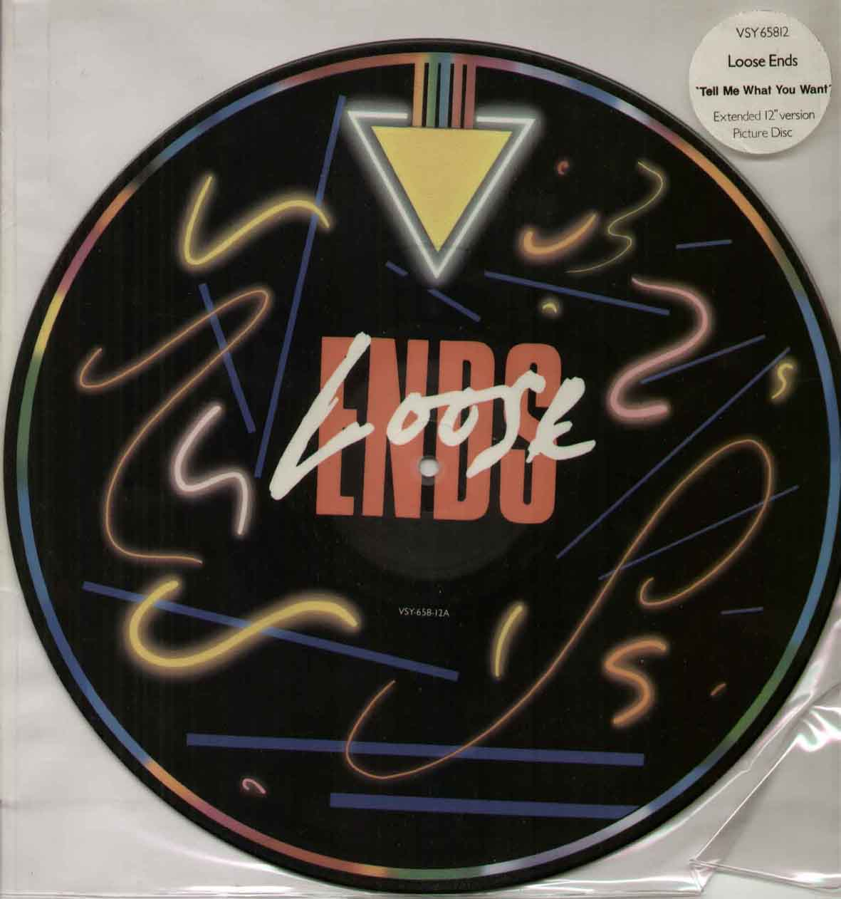 Loose Ends Tell+Me+What+You+Want 12''