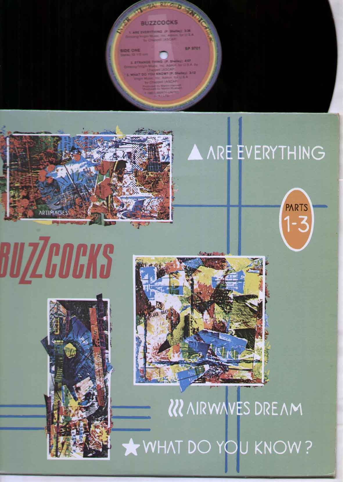 Buzzcocks - Are Everything Album