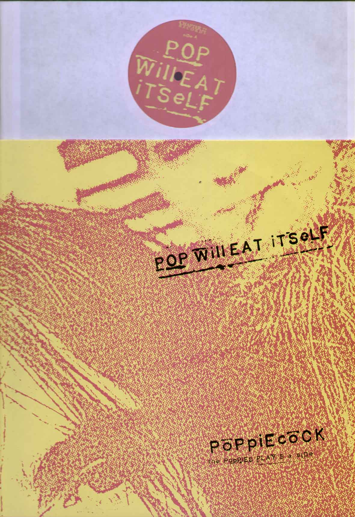 Pop Will Eat Itself Poppiecock LP