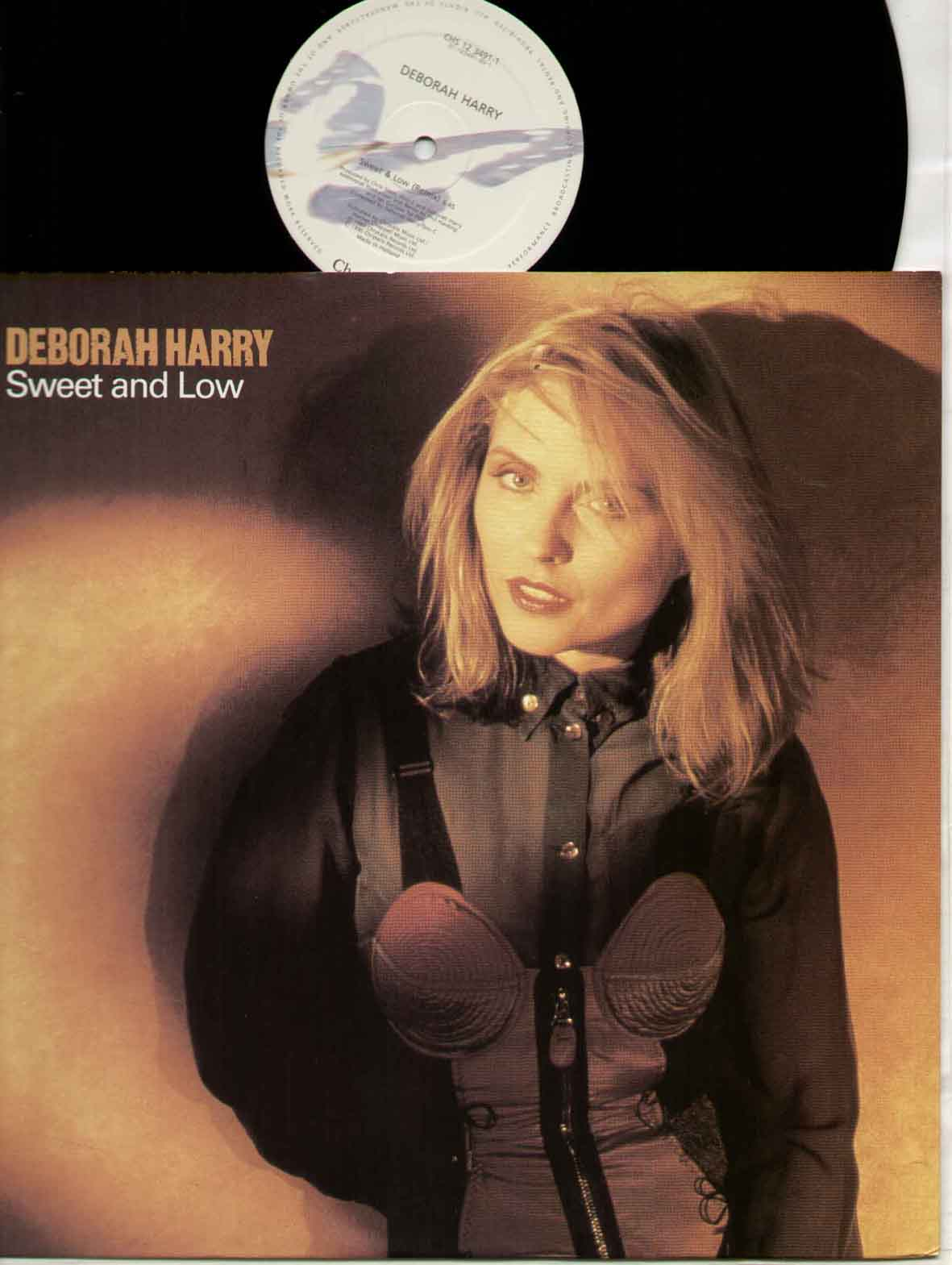 "BLONDIE/DEBORAH HARRY - Sweet And Low Phil Harding 12"" Mix/sweet And Low Phil Harding Dub/lovelight/sweet And Low Sweet"