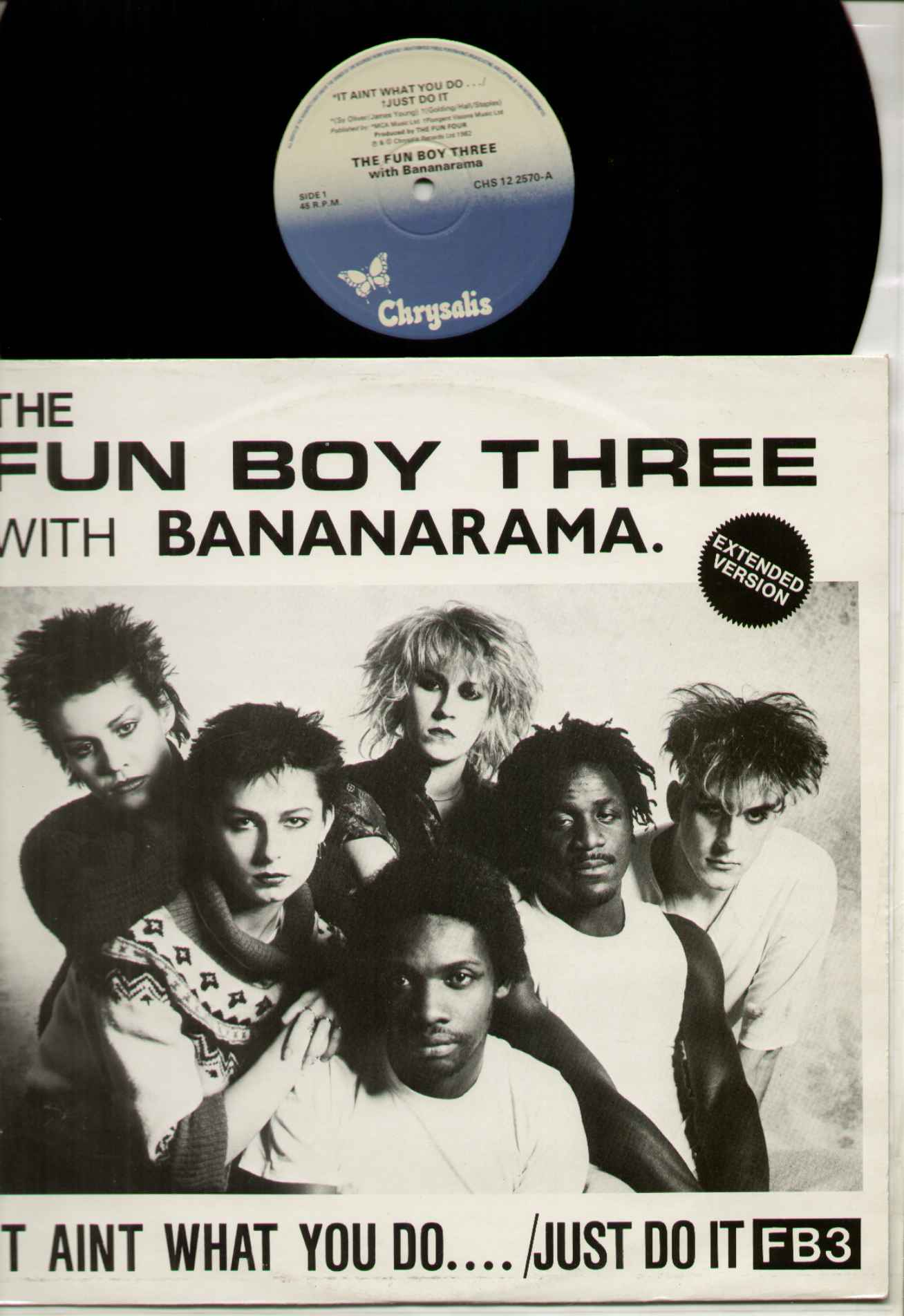 Fun Boy Three It+Ain't+What+You+Do 12''