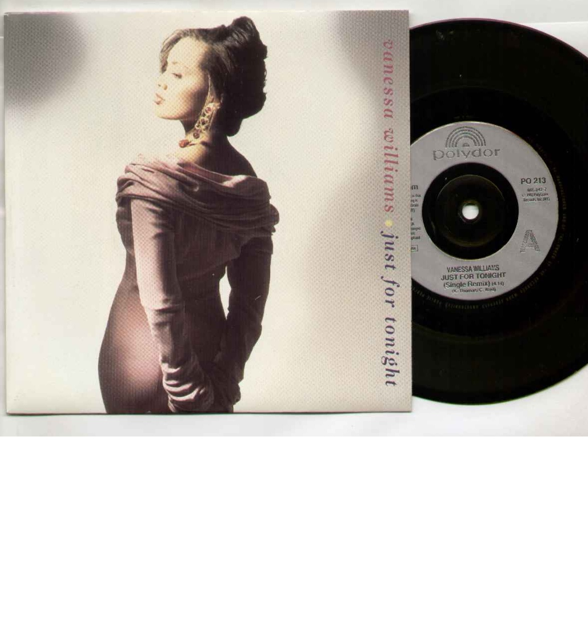 Vanessa Williams Just+For+Tonight 7''