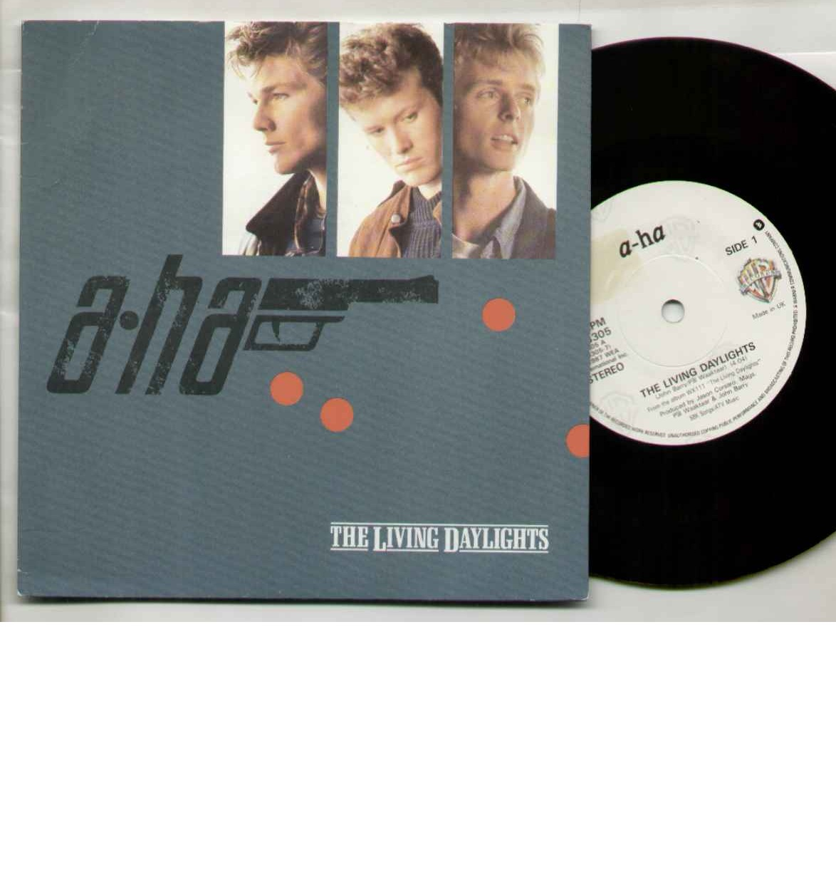 A-Ha - Living Daylights