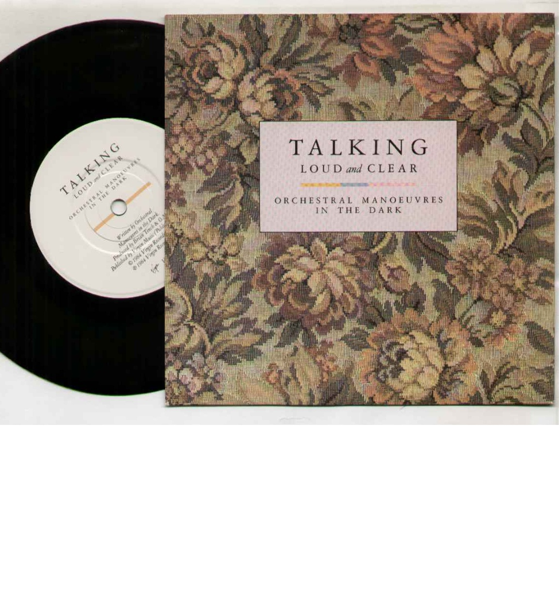 Omd - Talking Loud And Clear Album