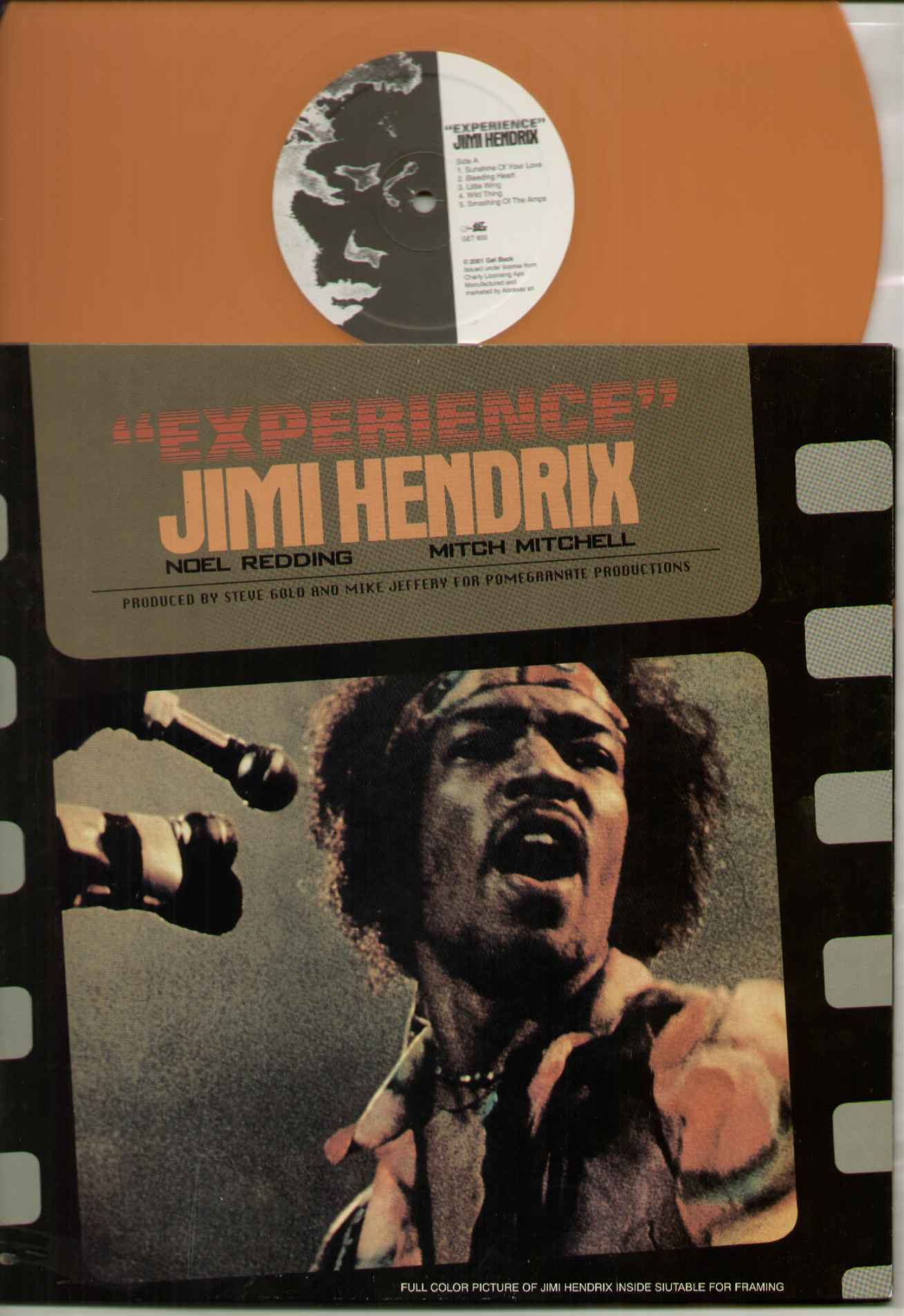 Jimi Hendrix - Experience Royal Albert Hall 1969