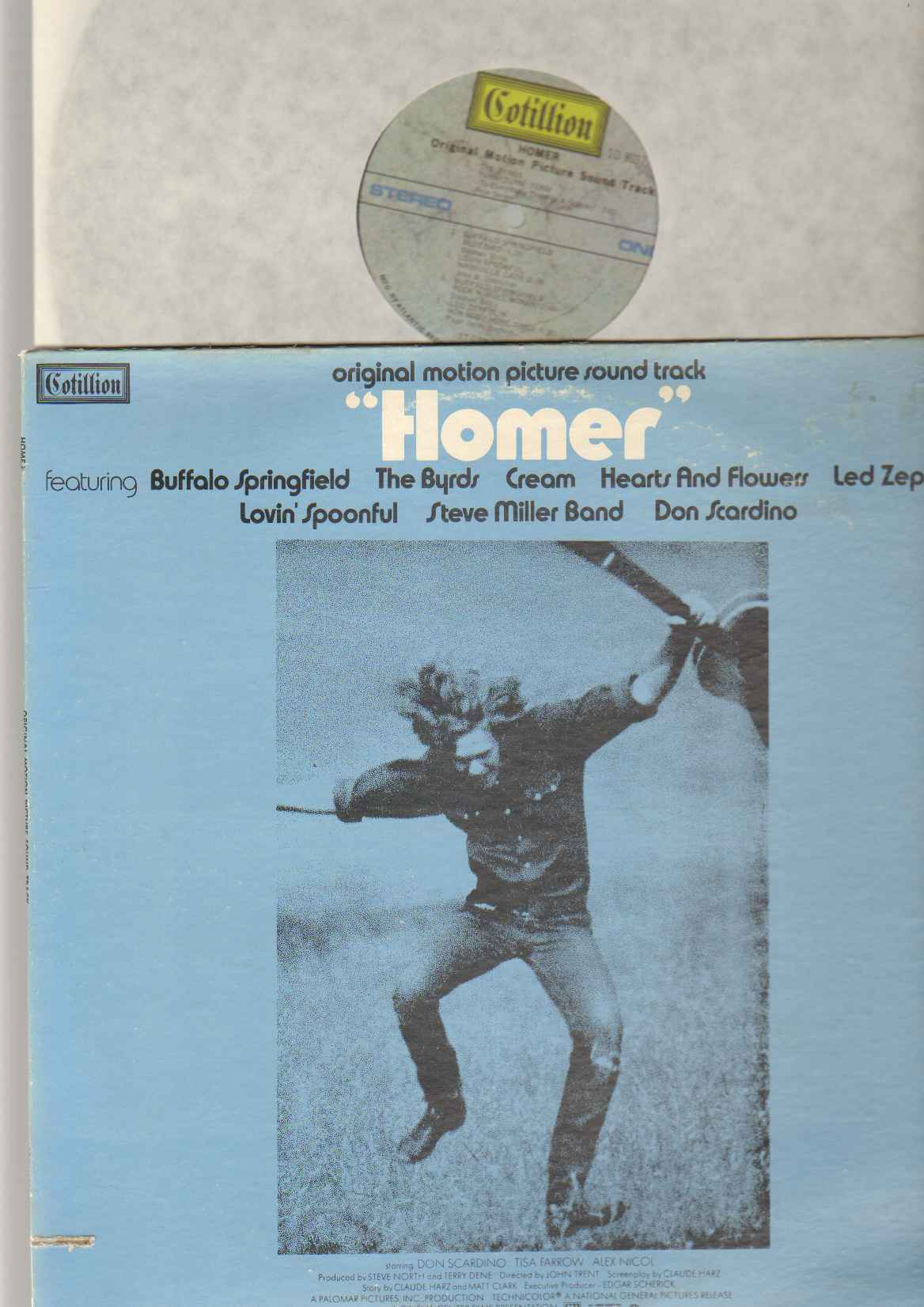HOMER - Homer Soundtrack