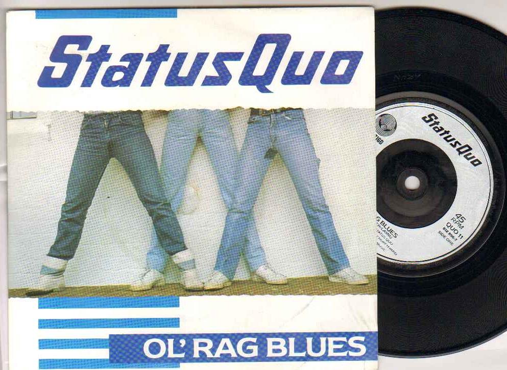OL RAG BLUES