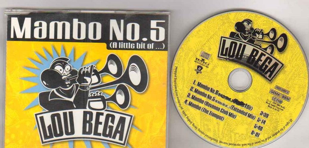 Lou Bega - Mambo No 5 Album
