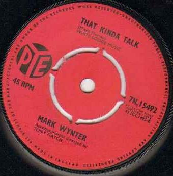 MARK WYNTER - Go Away Little Girl