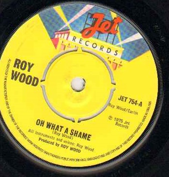 ROY WOOD - Oh What A Shame LP