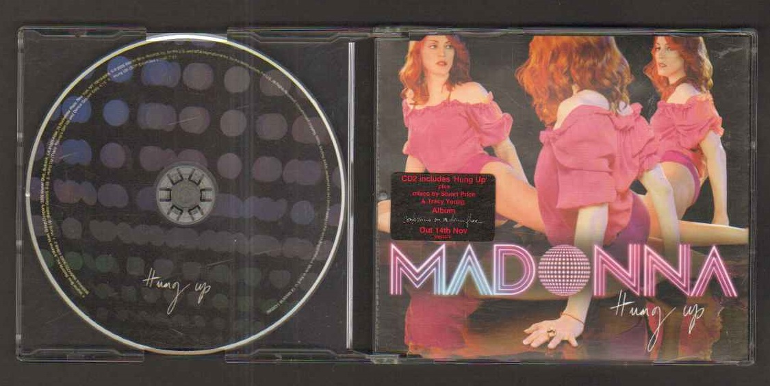Madonna - Hung Up Album