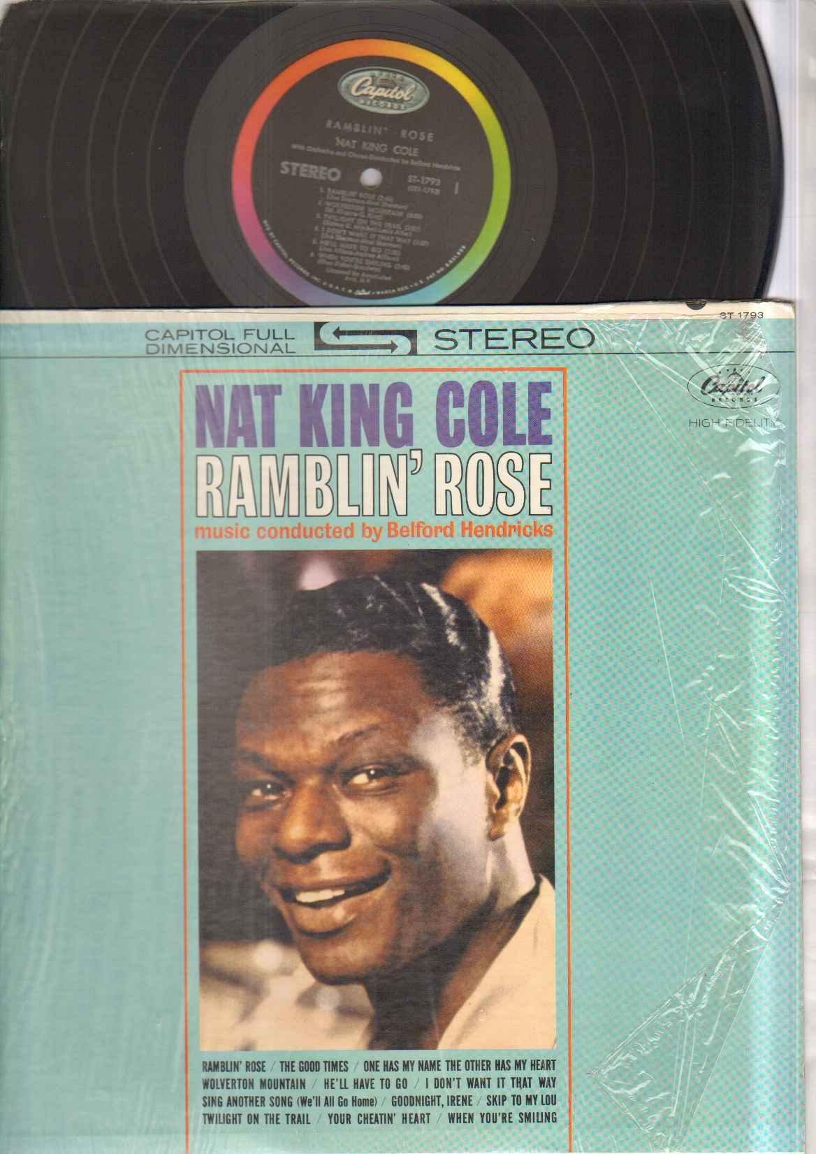 Ramblin Rose - NAT KING COLE