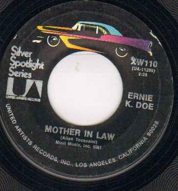 MOTHER IN LAW - reissue