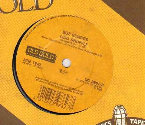 LIDO SHUFFLE - reissue