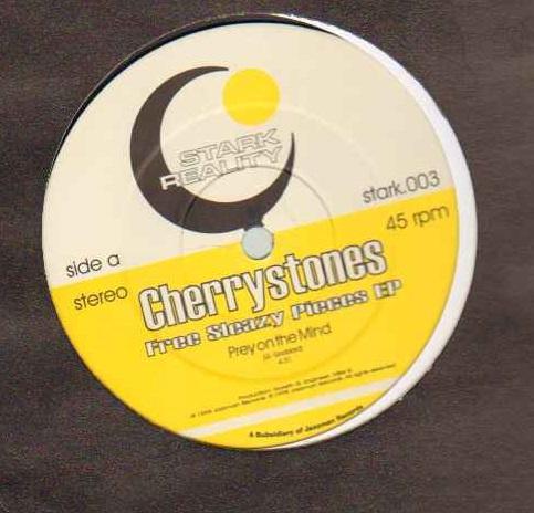 CHERRYSTONES - FREE SLEAZY PIECES EP - Maxi 45T