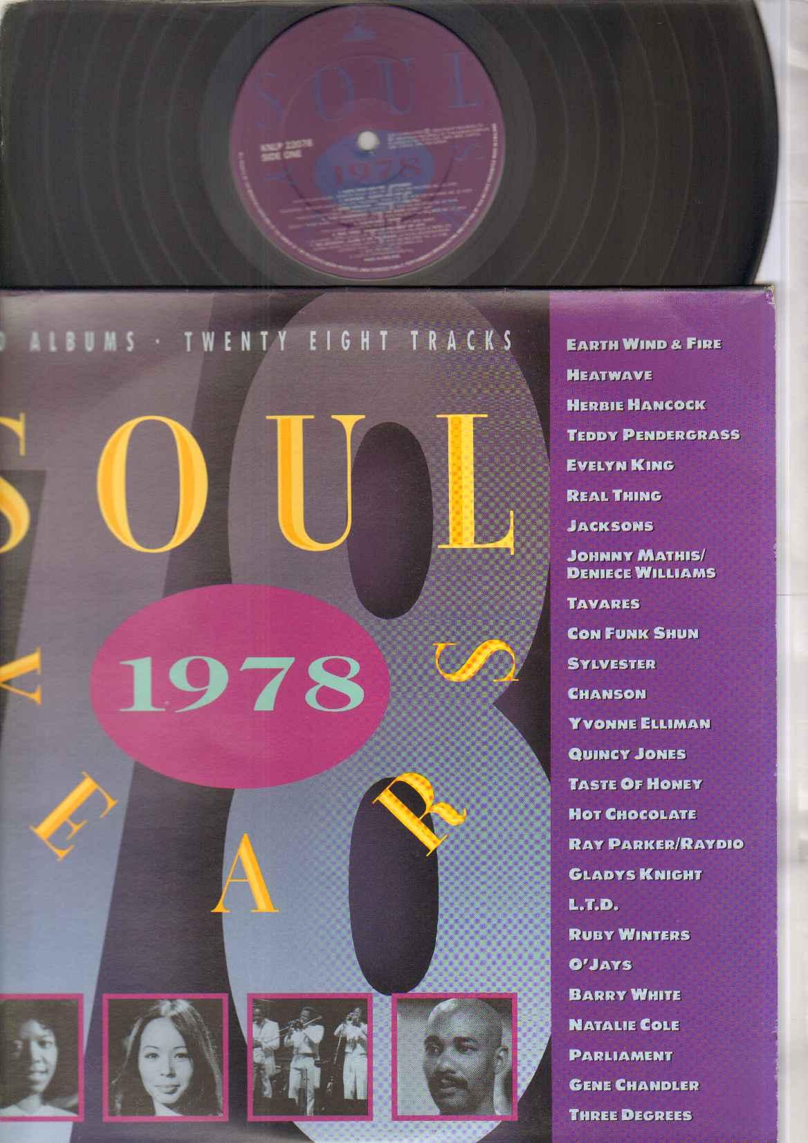 Soul Years - Soul Years 1978