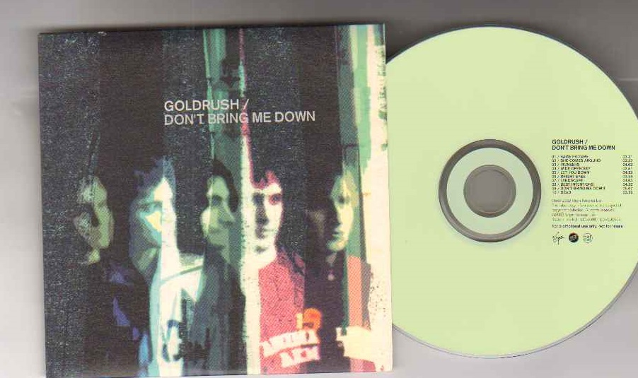DON�T BRING ME DOWN