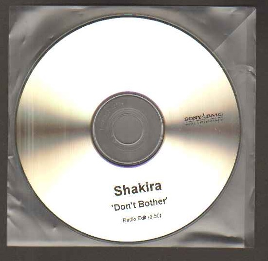 Shakira Records Lps Vinyl And Cds Musicstack