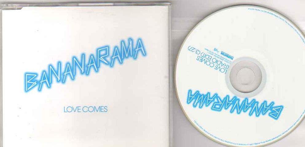BANANARAMA - Love Comes