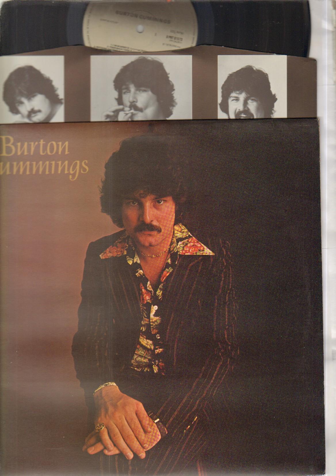BURTON CUMMINGS LP