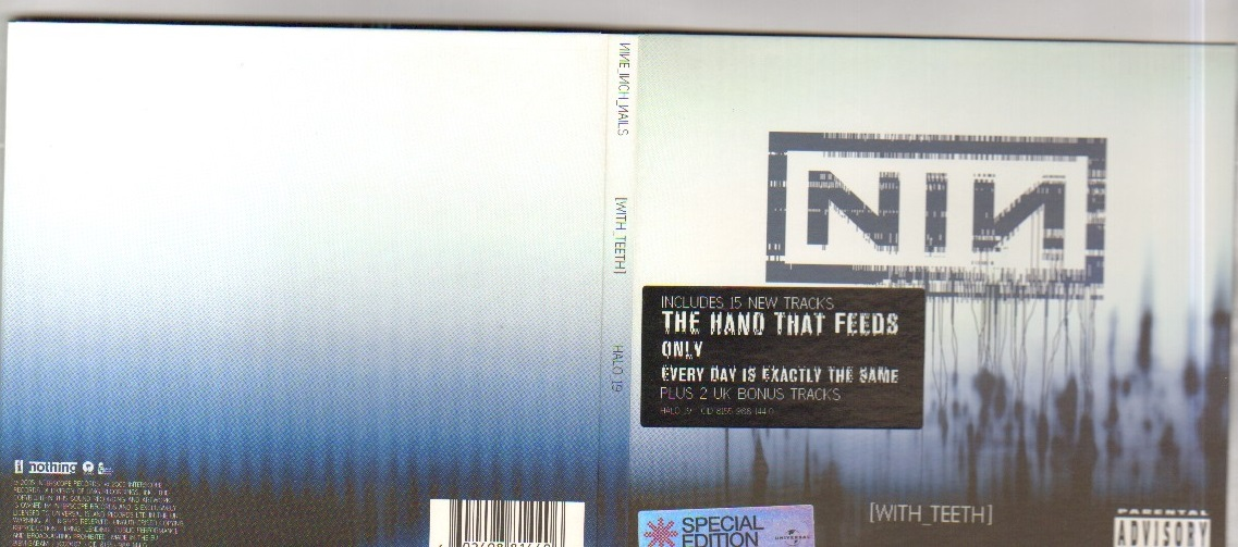 Nine Inch Nails With Teeth Records, LPs, Vinyl and CDs - MusicStack
