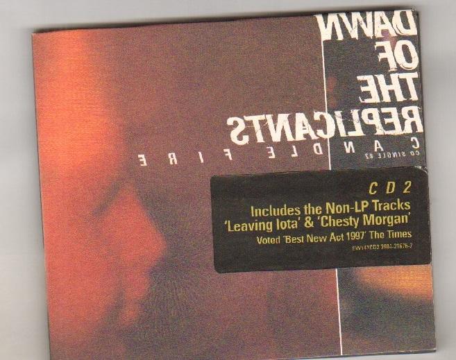 CANDLEFIRE - CD single 2