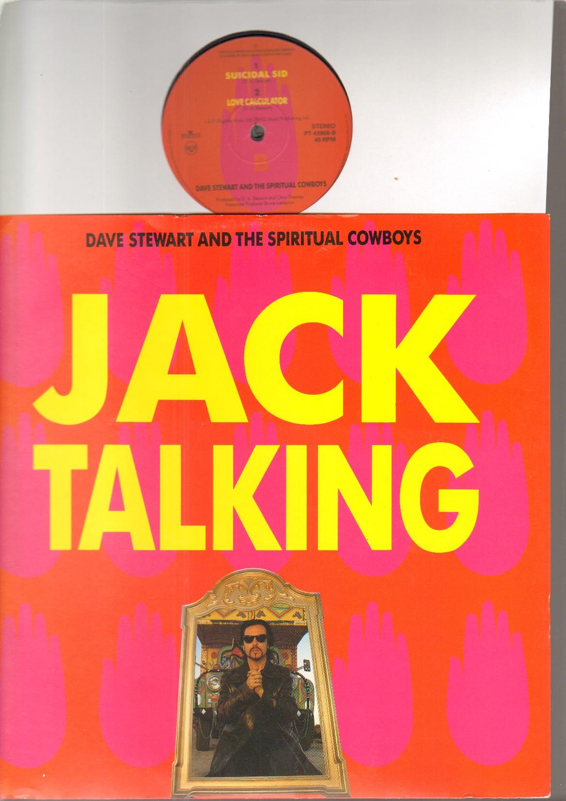 JACK TALKING