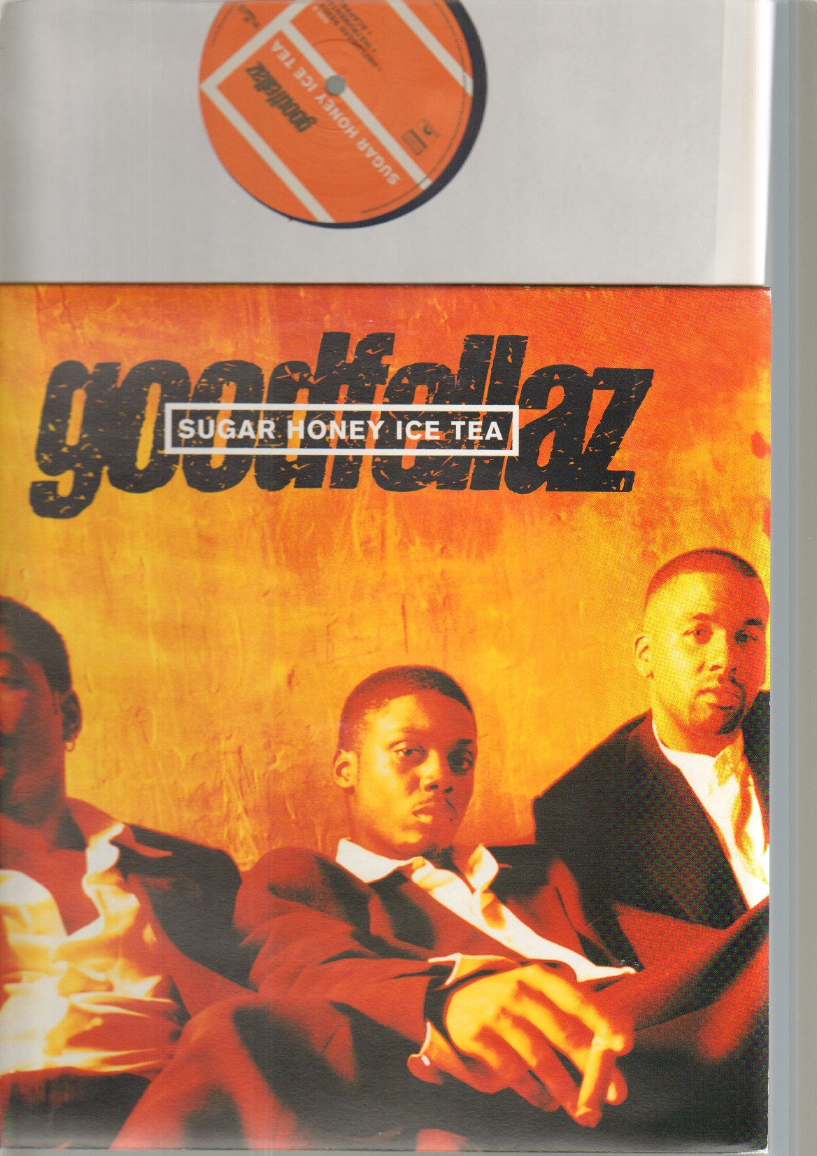 GOODFELLAZ - SUGAR HONEY ICE TEA - Maxi 45T