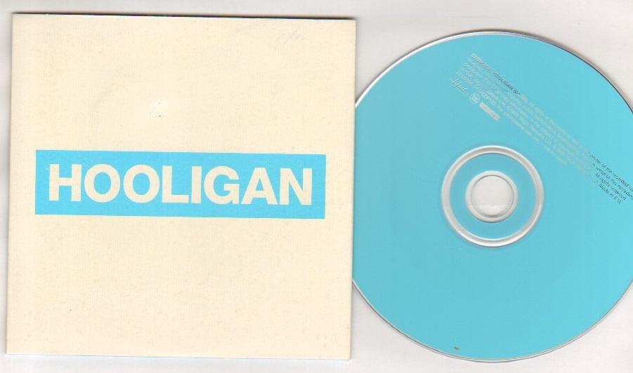 HOOLIGAN - 1 track cd single