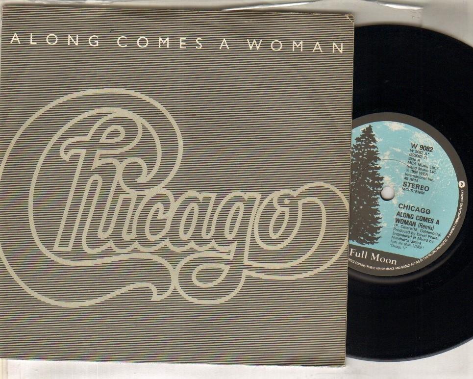 ALONG COMES A WOMAN