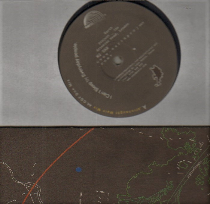 EVERYDAY PEOPLE - I CAN'T SLEEP - Maxi 45T