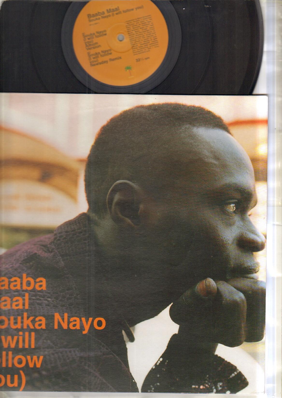 BAABA MAAL - SOUKA NAYO - Maxi 45T