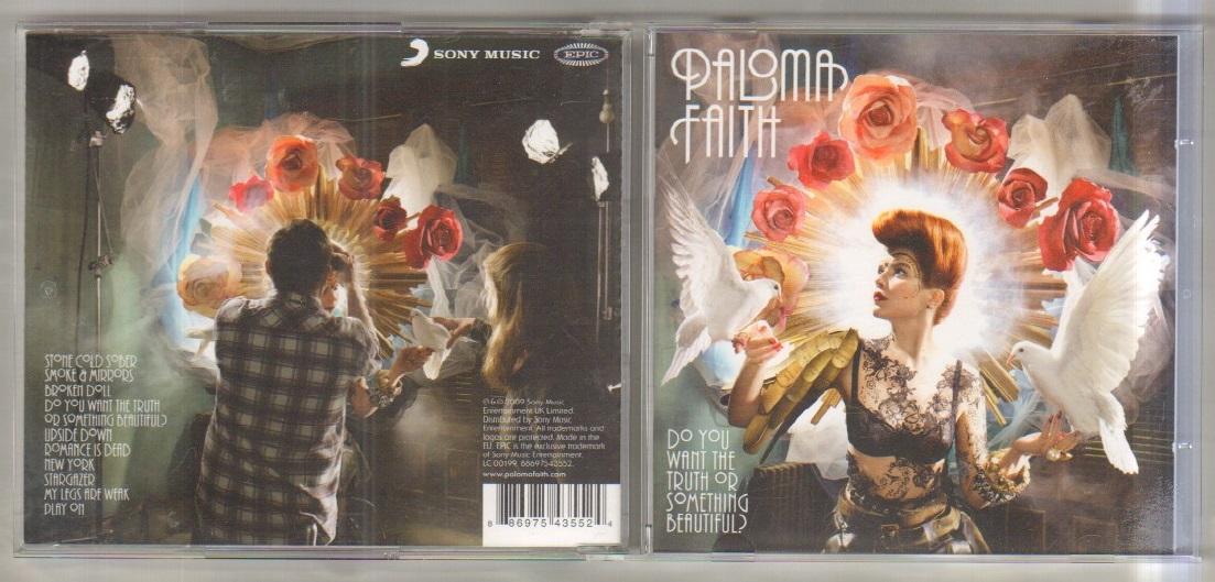 PALOMA FAITH - DO YOU WANT THE TRUTH - CD