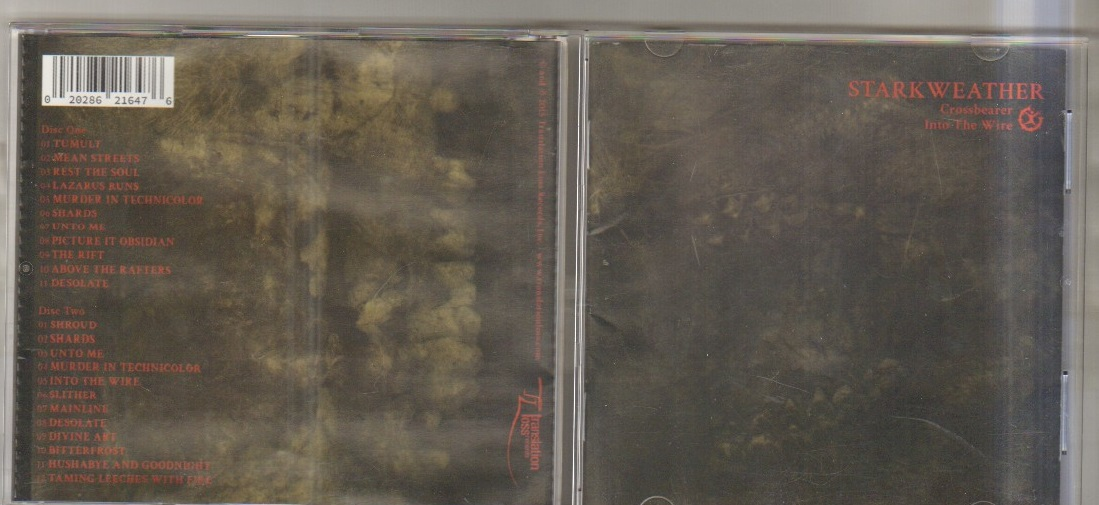 CROSSBEARER - 2 CD