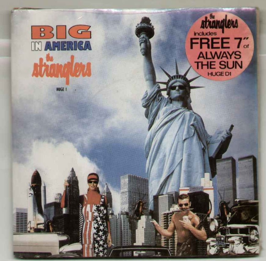 Stranglers - Big In America / Always The Sun