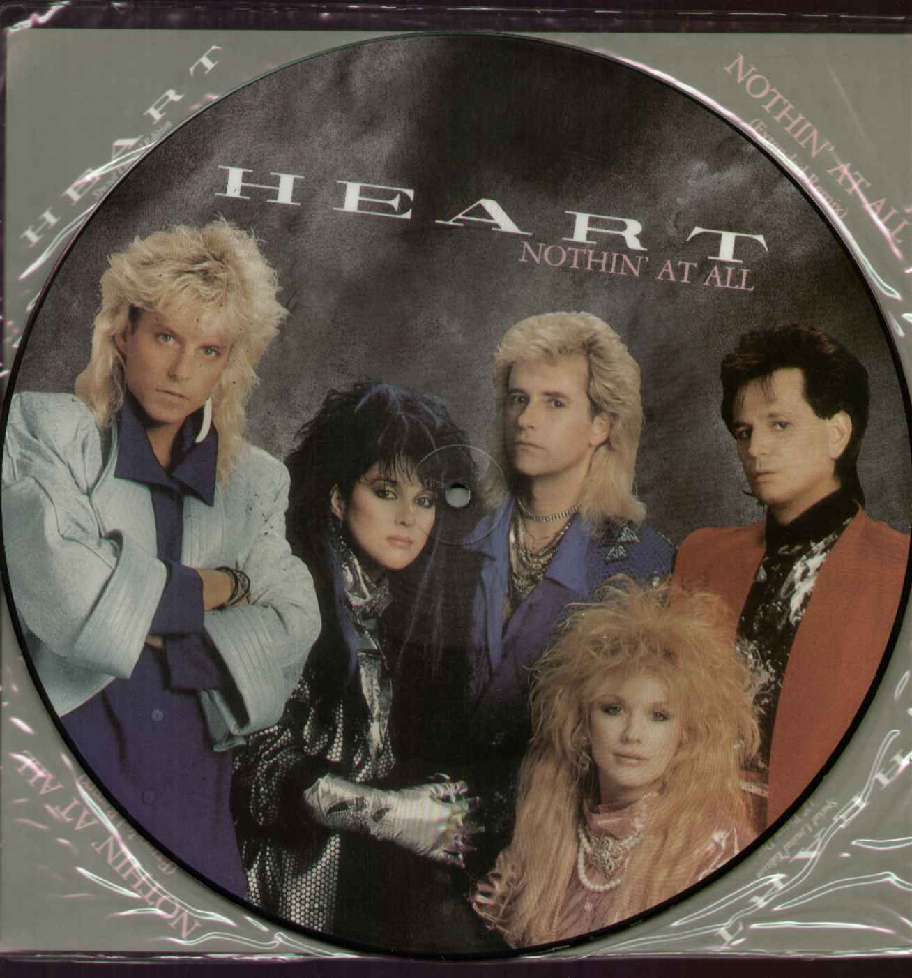 Heart - Nothin' At All LP