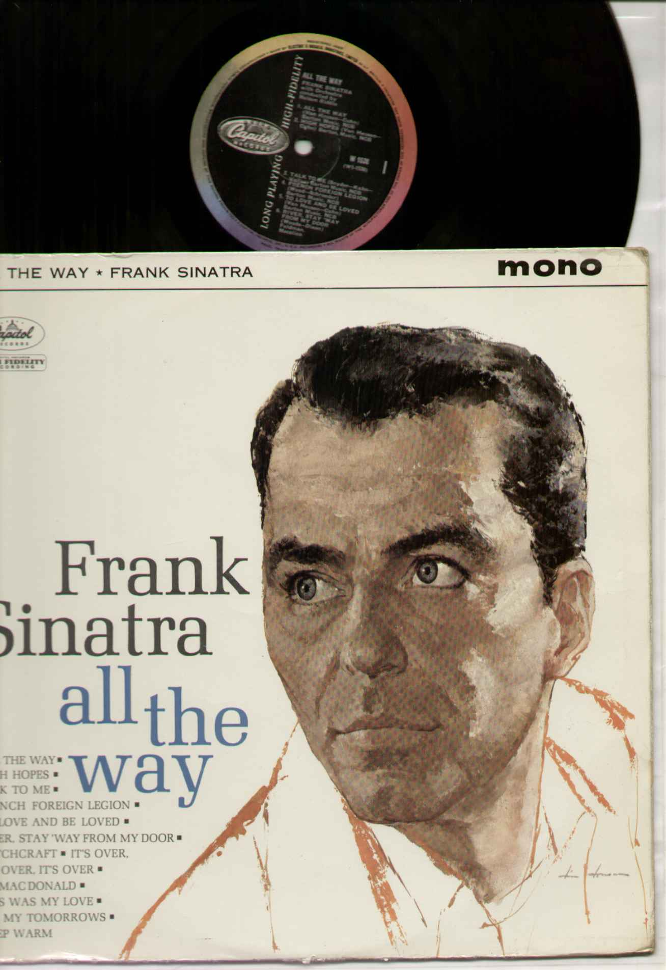 All The Way - Frank Sinatra
