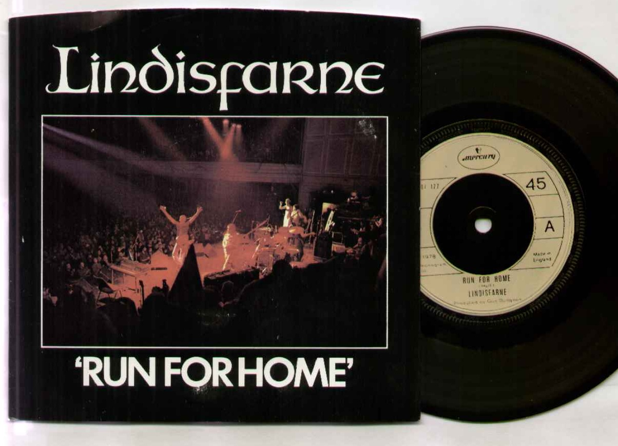 Lindisfarne Run+For+Home 7''