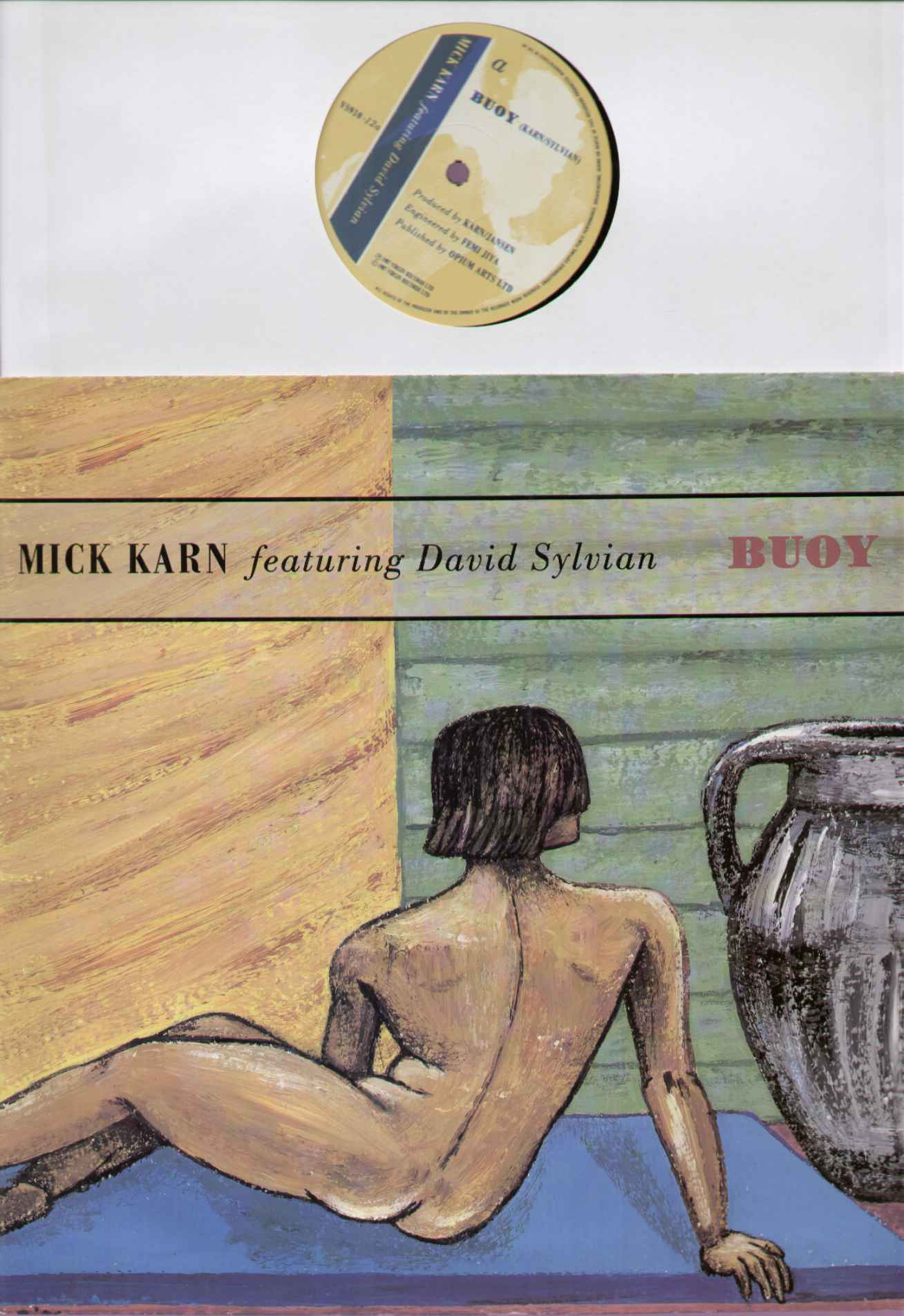 Mick Kark Feat David Sylvian