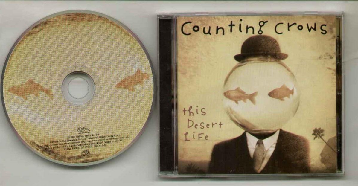 THIS DESERT LIFE - cd album