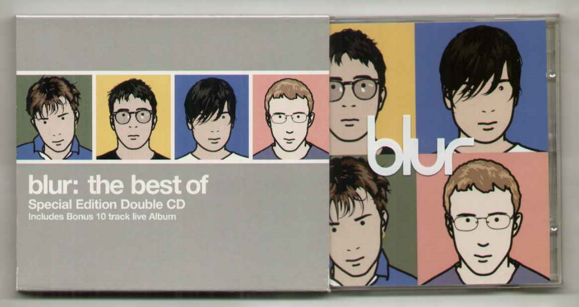 Blur - Best Of Blur Album