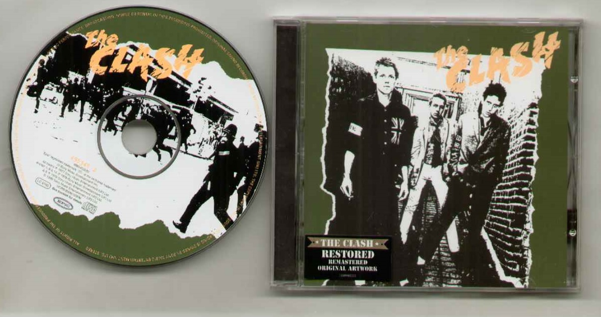 Clash - The Clash Record