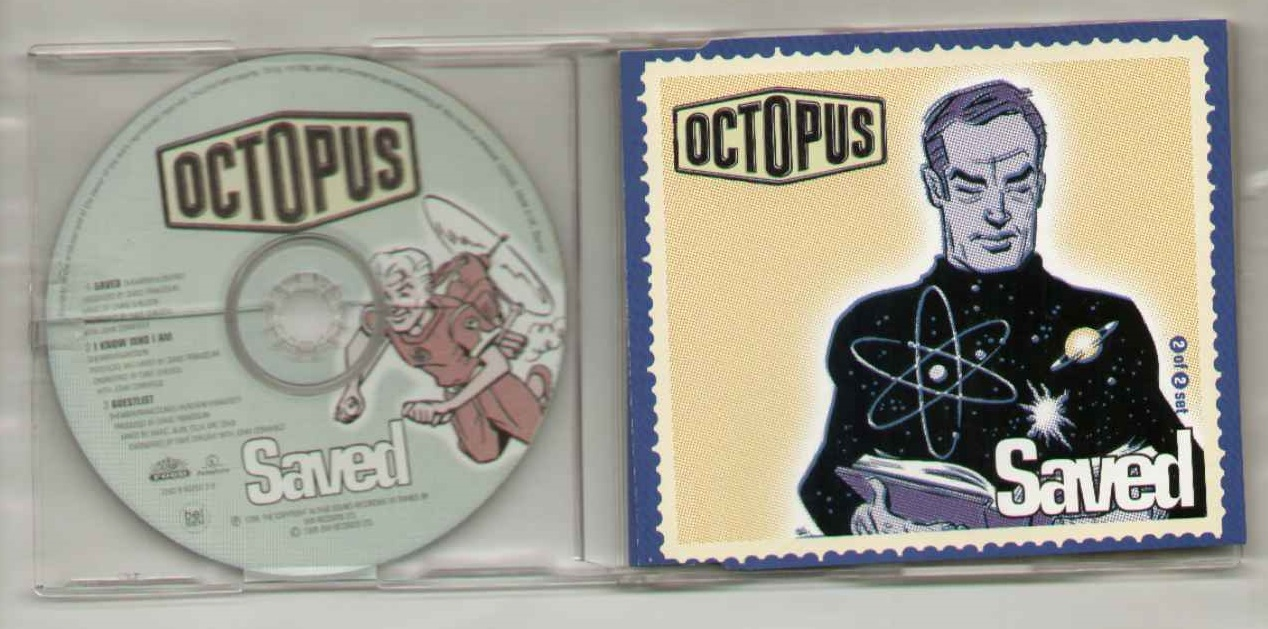 Octopus Saved CD
