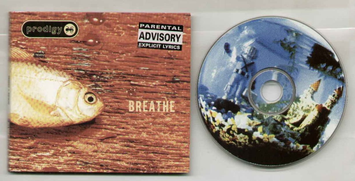 Prodigy Breathe CD