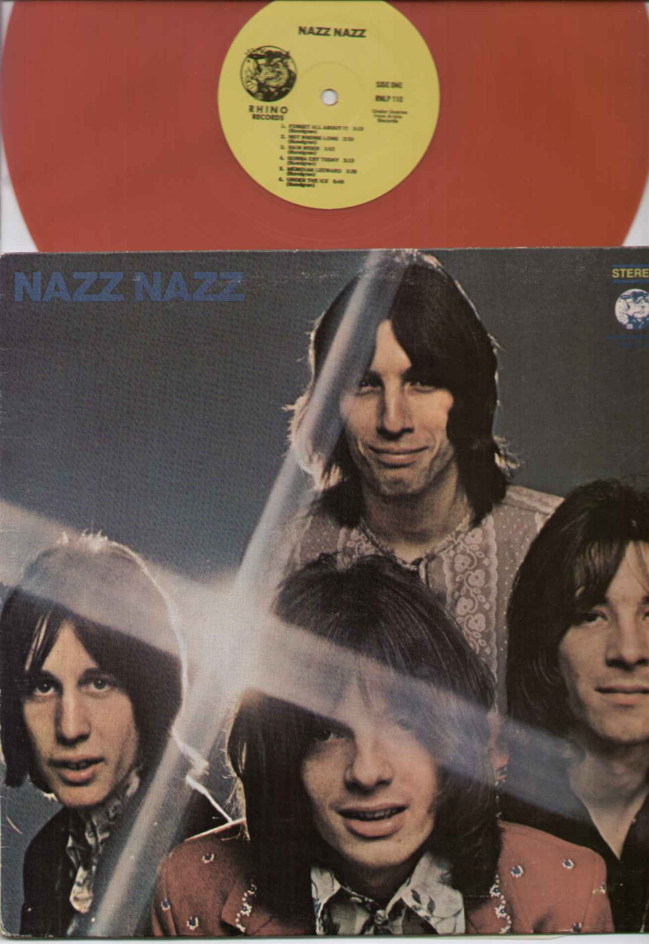 Nazz Nazz Iii Records Vinyl And Cds Hard To Find And